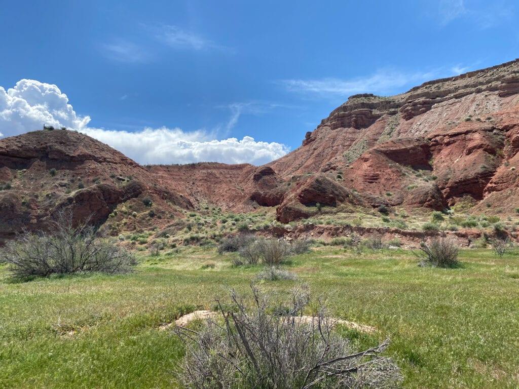 views of utah trail