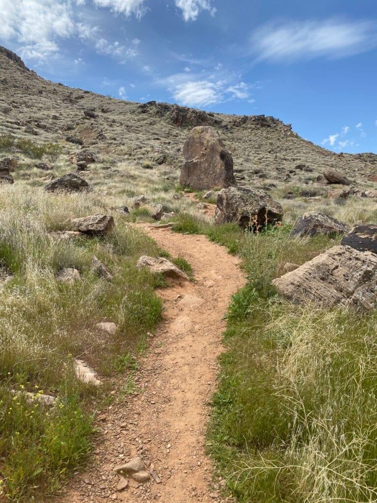 Shinobe Kibe Trail