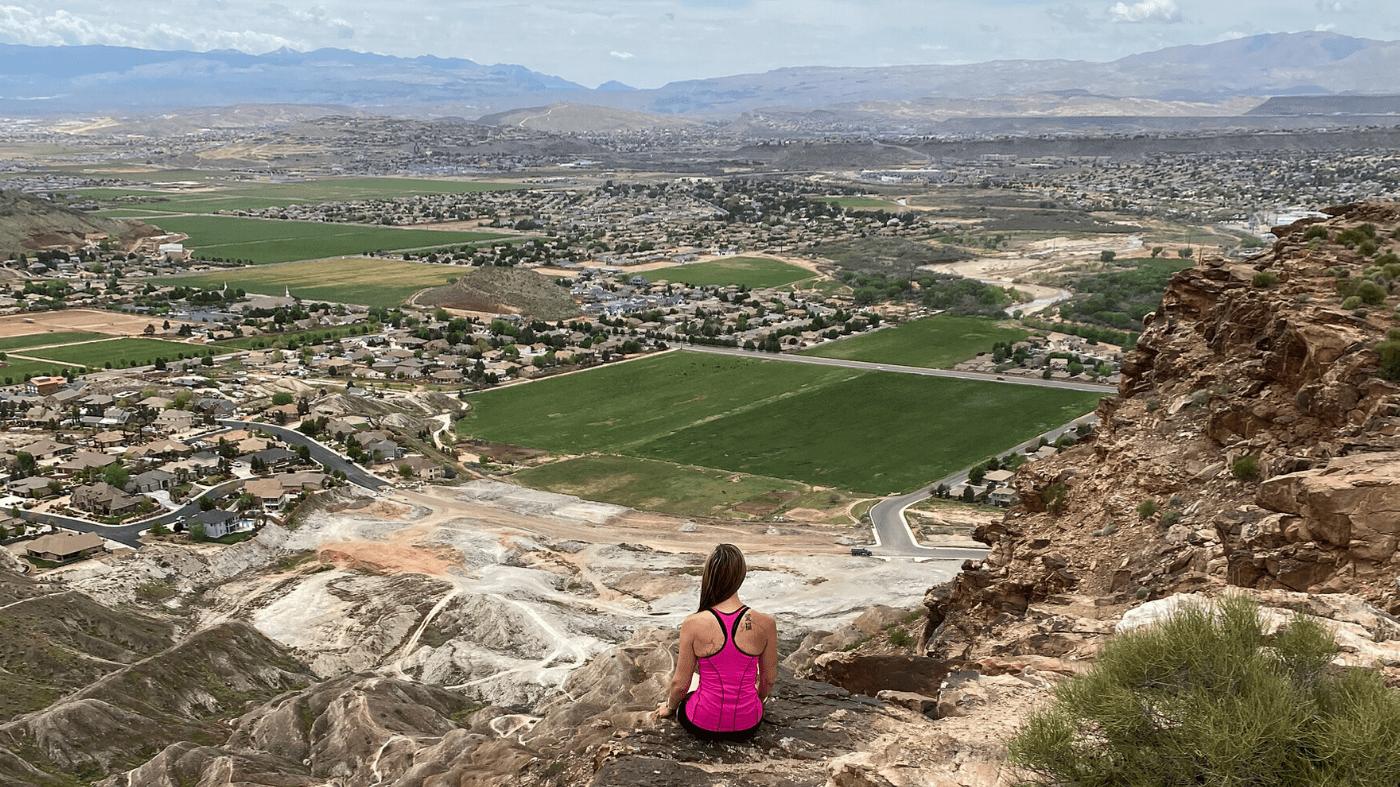Shinobe Kibe Trail Utah