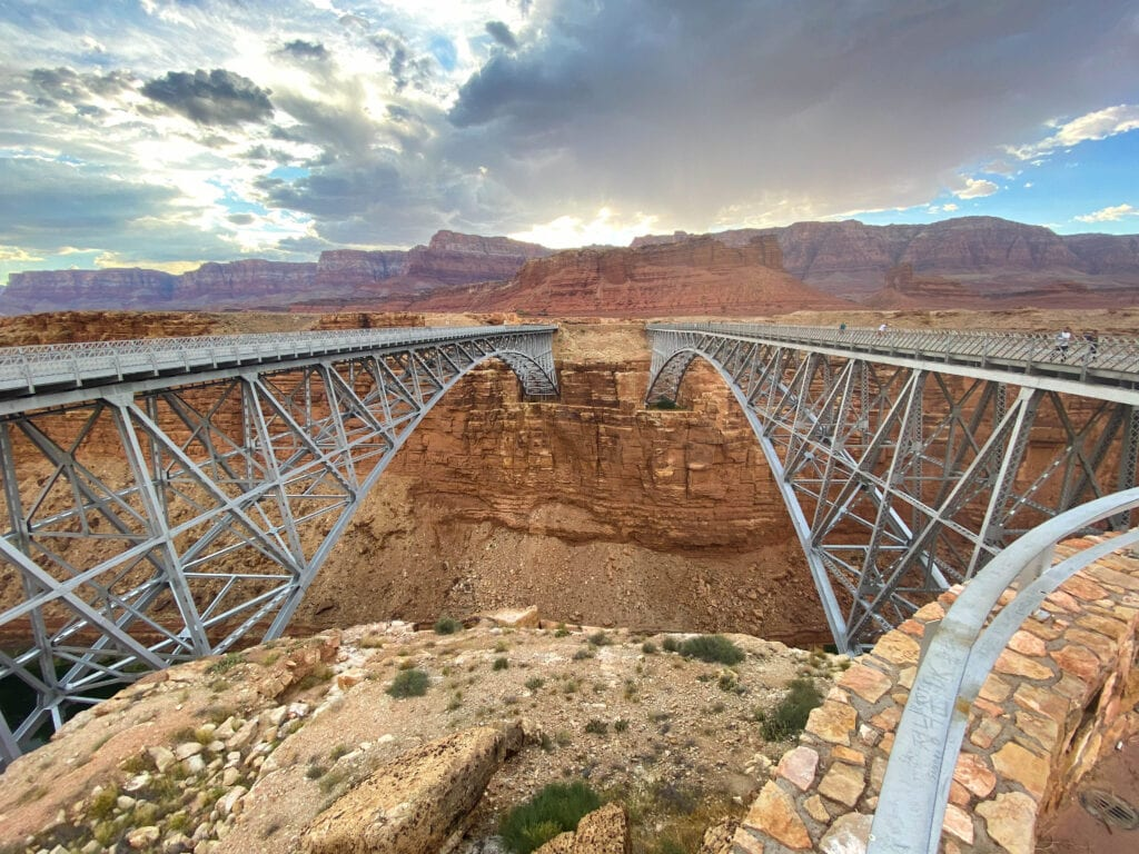 Navajo Bridge AZ