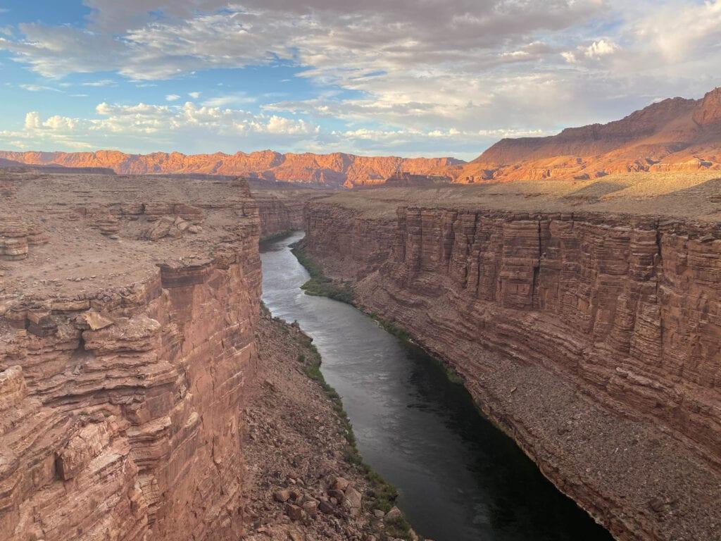 Navajo Bridge views