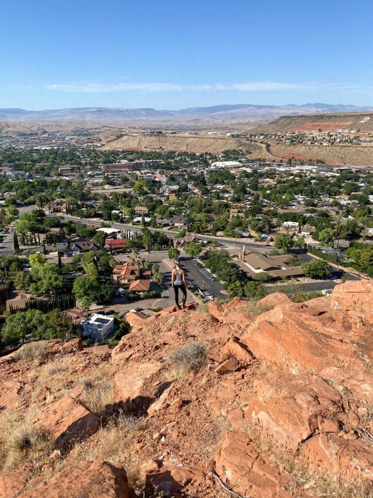 Hike St George, Utah