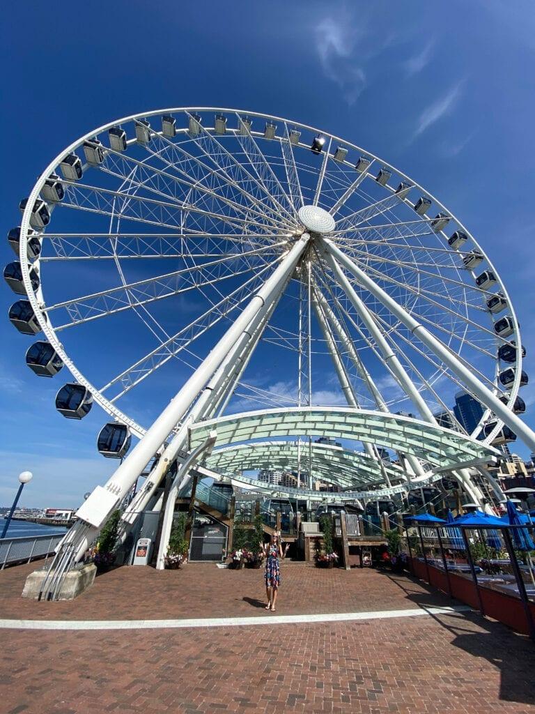 Pier 54 Seattle