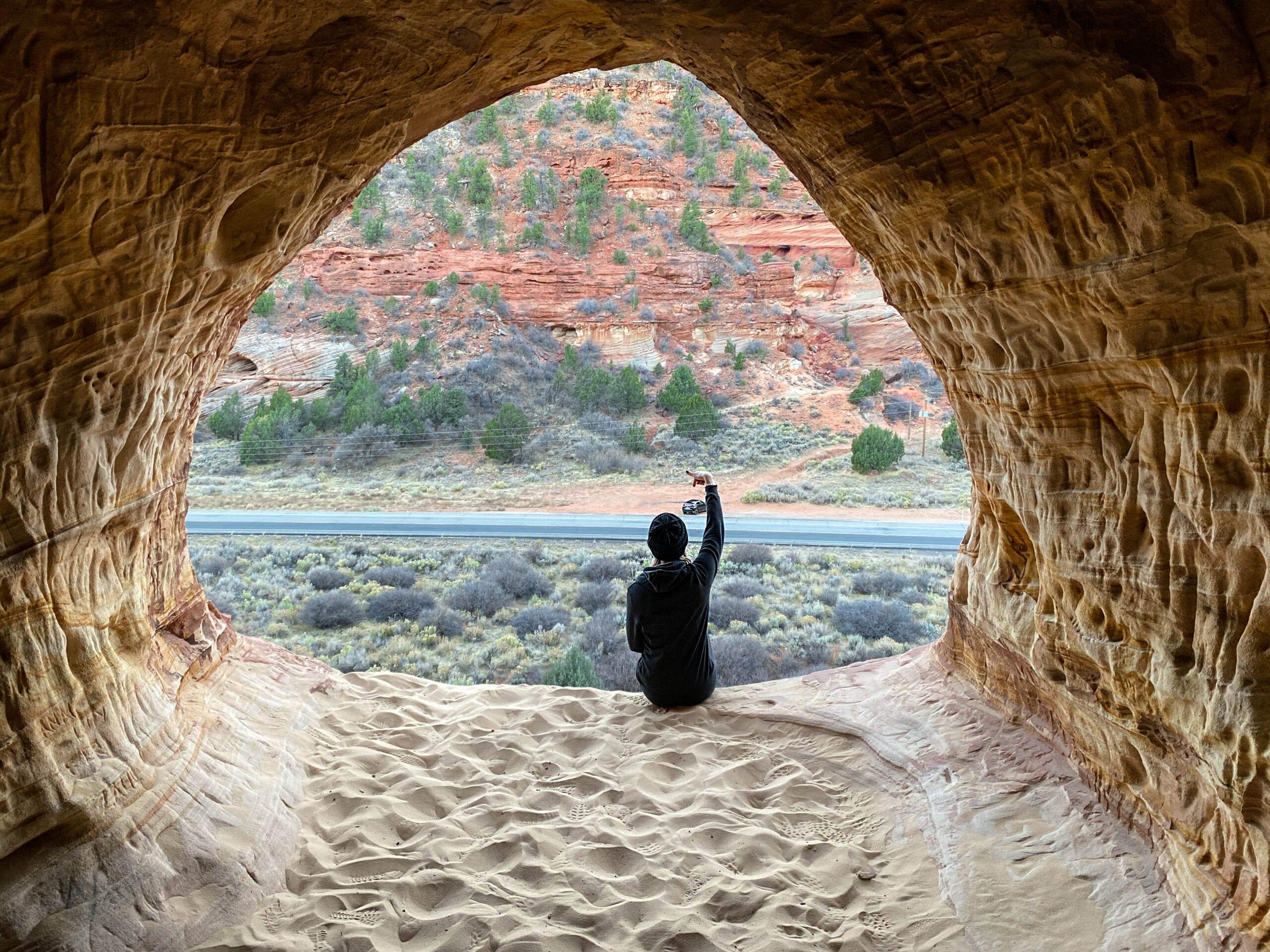 Kanab Sand Caves