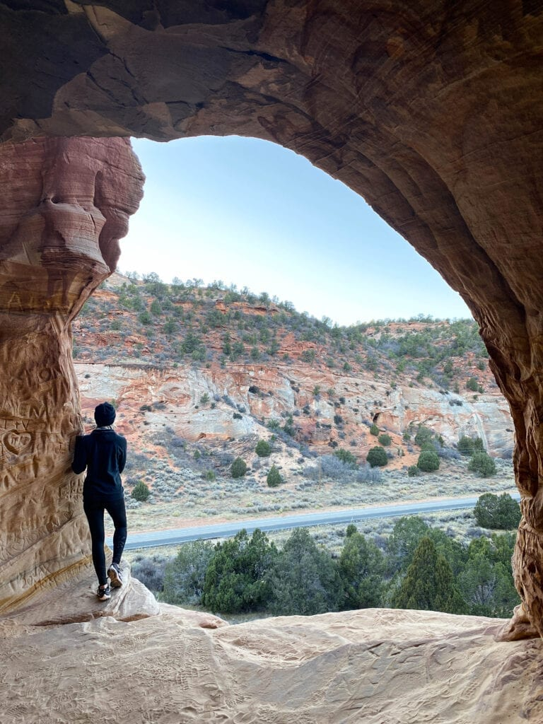 Sand Caves Kanab