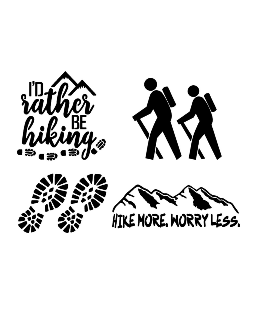 Hiker gifts