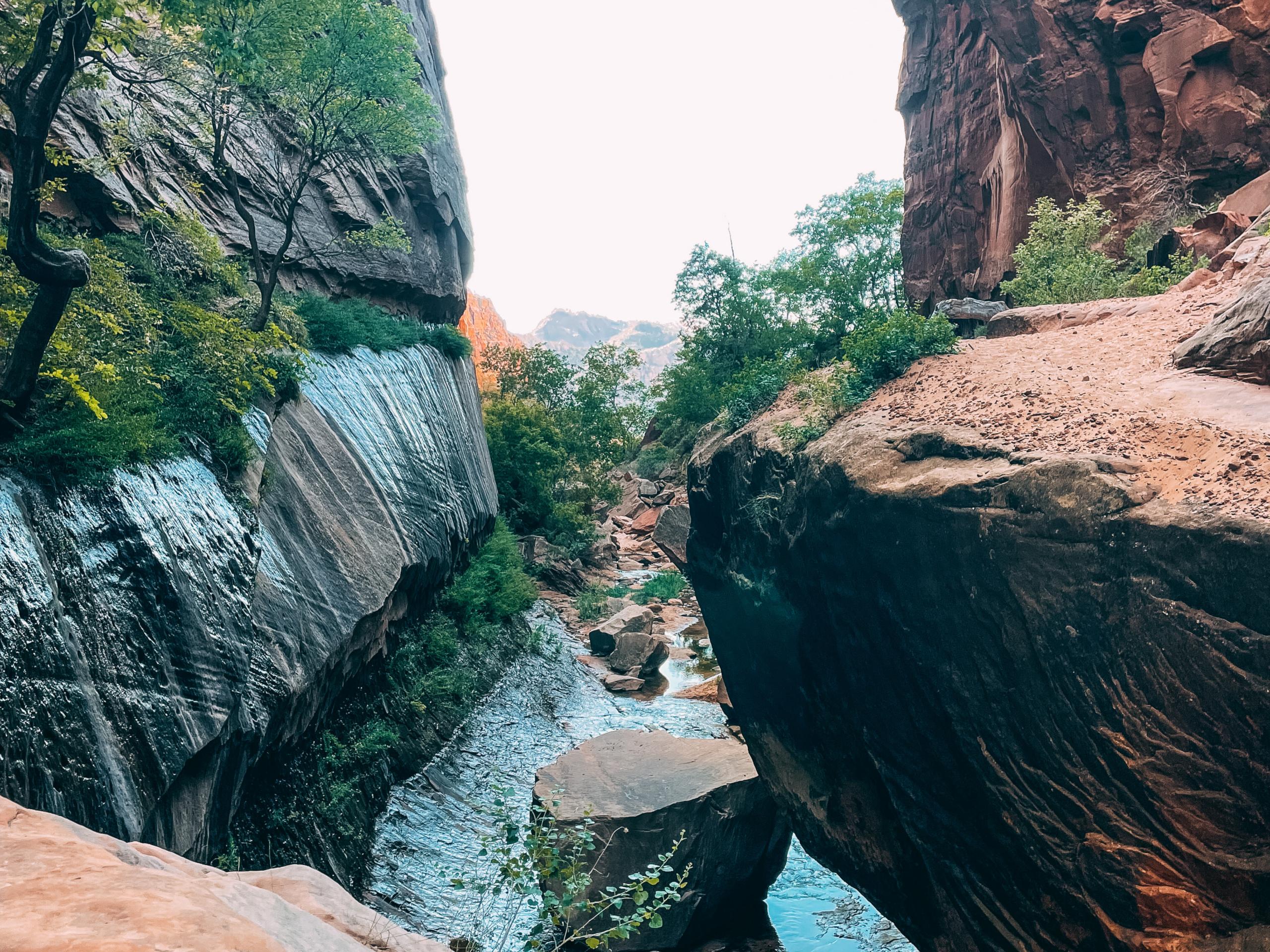 Water Canyon Utah