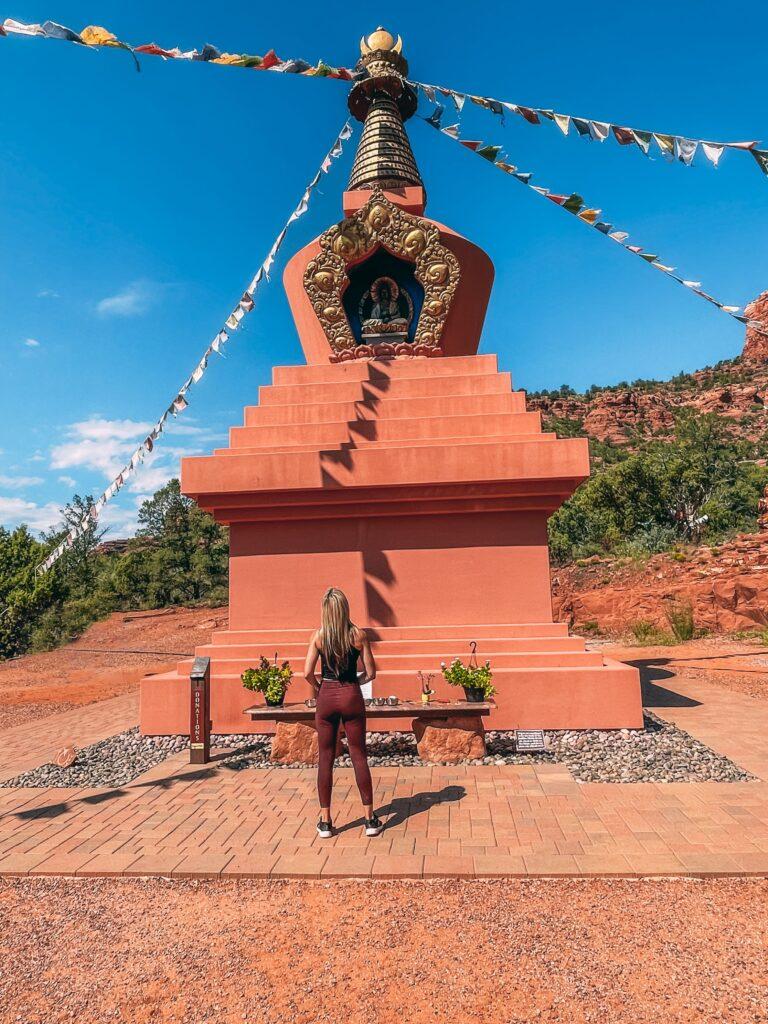 Amitabha Stupa & Peace Park Sedona