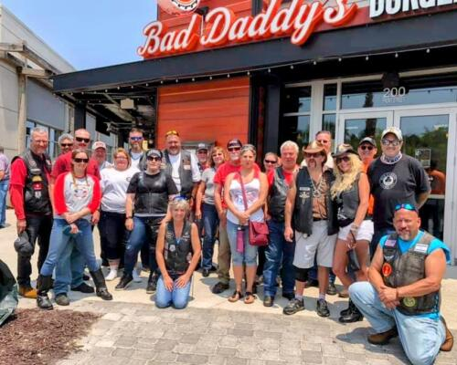 Bad Daddy's Burgers