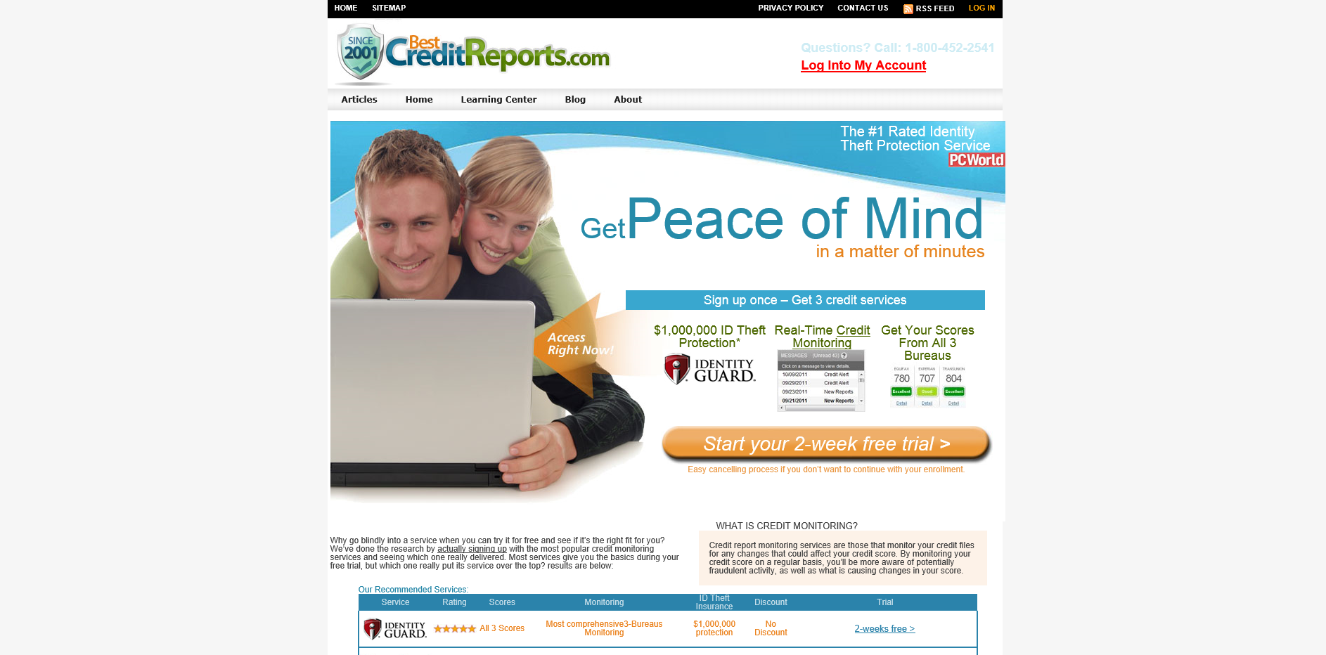 Best Credit reports