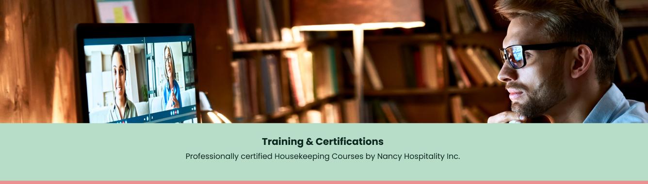 Training _ Certifications