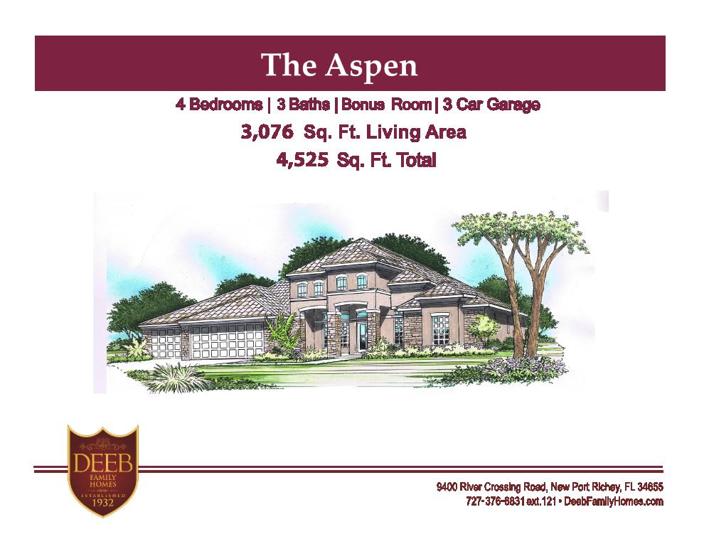 Aspen 3076 Elevation (1)