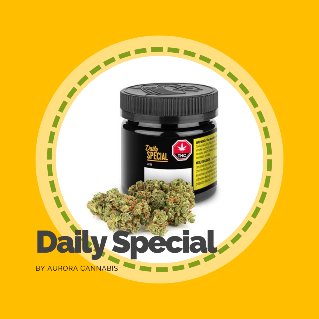 Daily special is a brand - not an actual sale