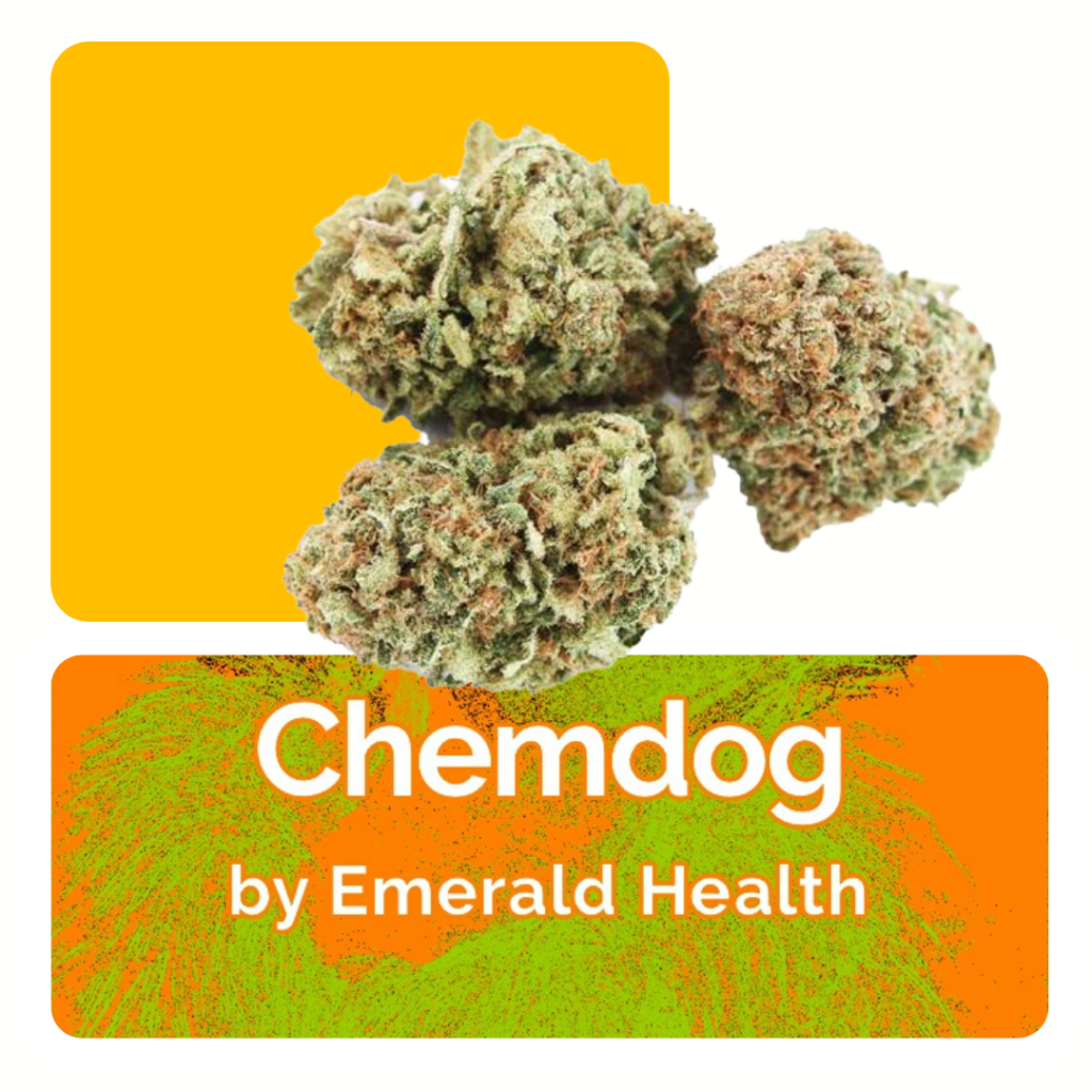 When you consume cannabis from Emerald Health, you support a small scale producer.