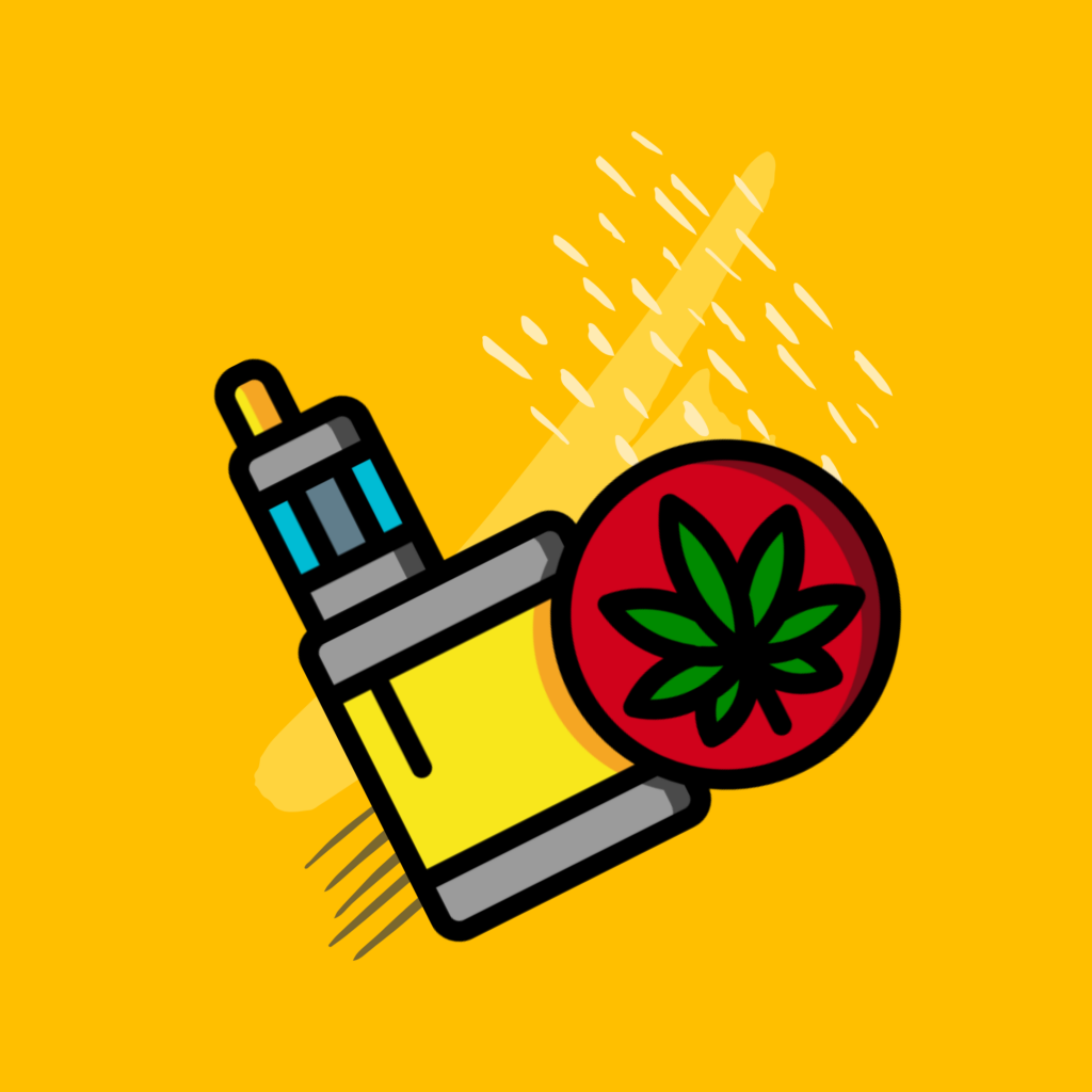 When you consume cannabis with a dry flower vaporizer, you boil the product until it releases Cannabinoids