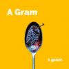 Gram = 1g = Large Blackberry