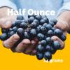 Half O = 14g pot = Handful Grapes