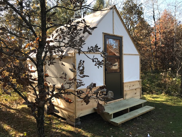 The Canvas Shack Tent-Cabins