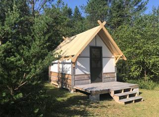 Tent Cabin / Cabin Tent