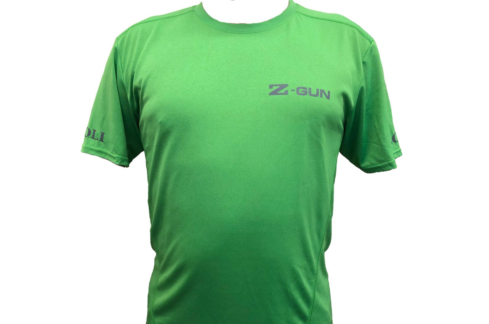 Zoli Z-ZOLI Sport Shirt ( Green )