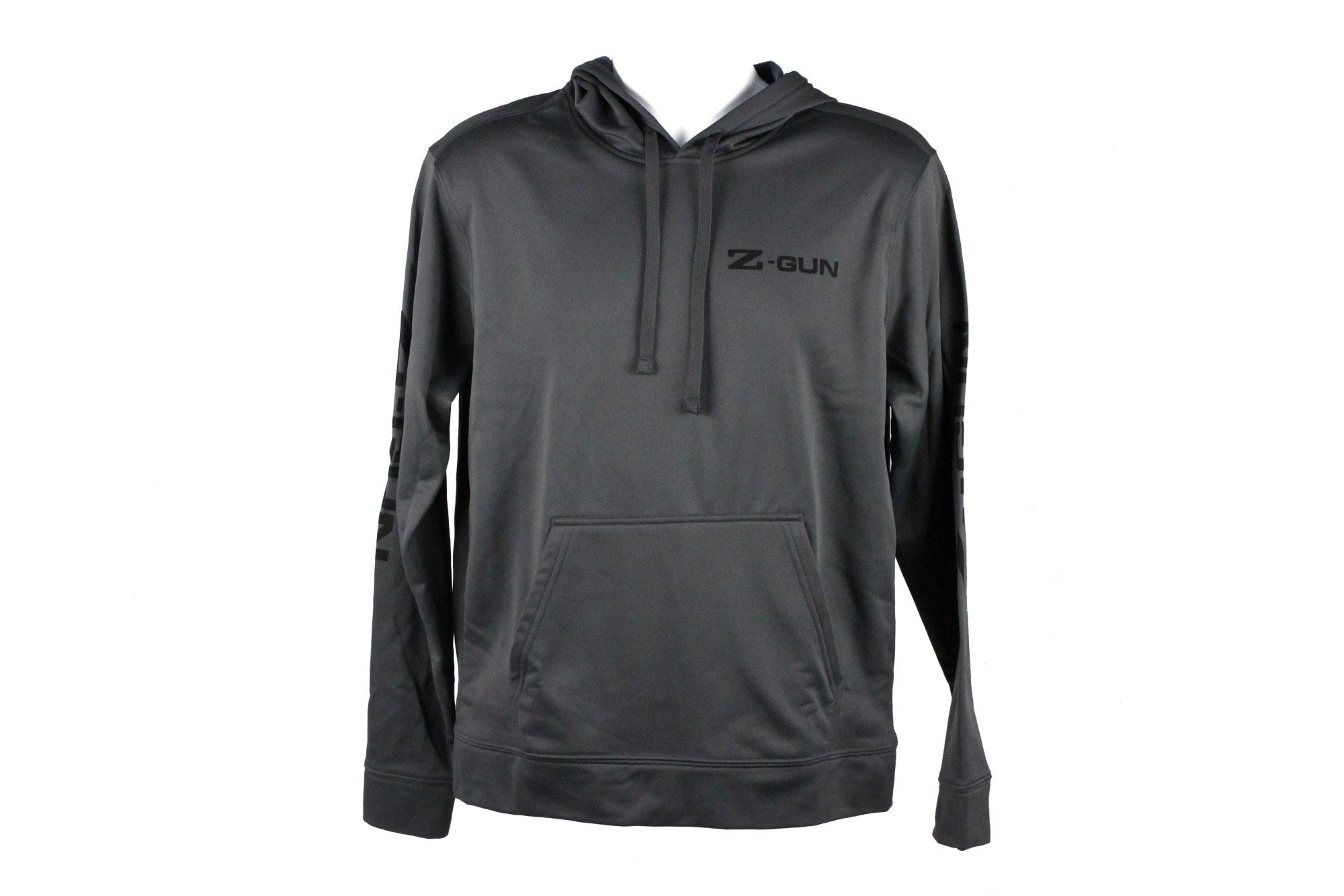 Z-GUN Grey Sweatshirt