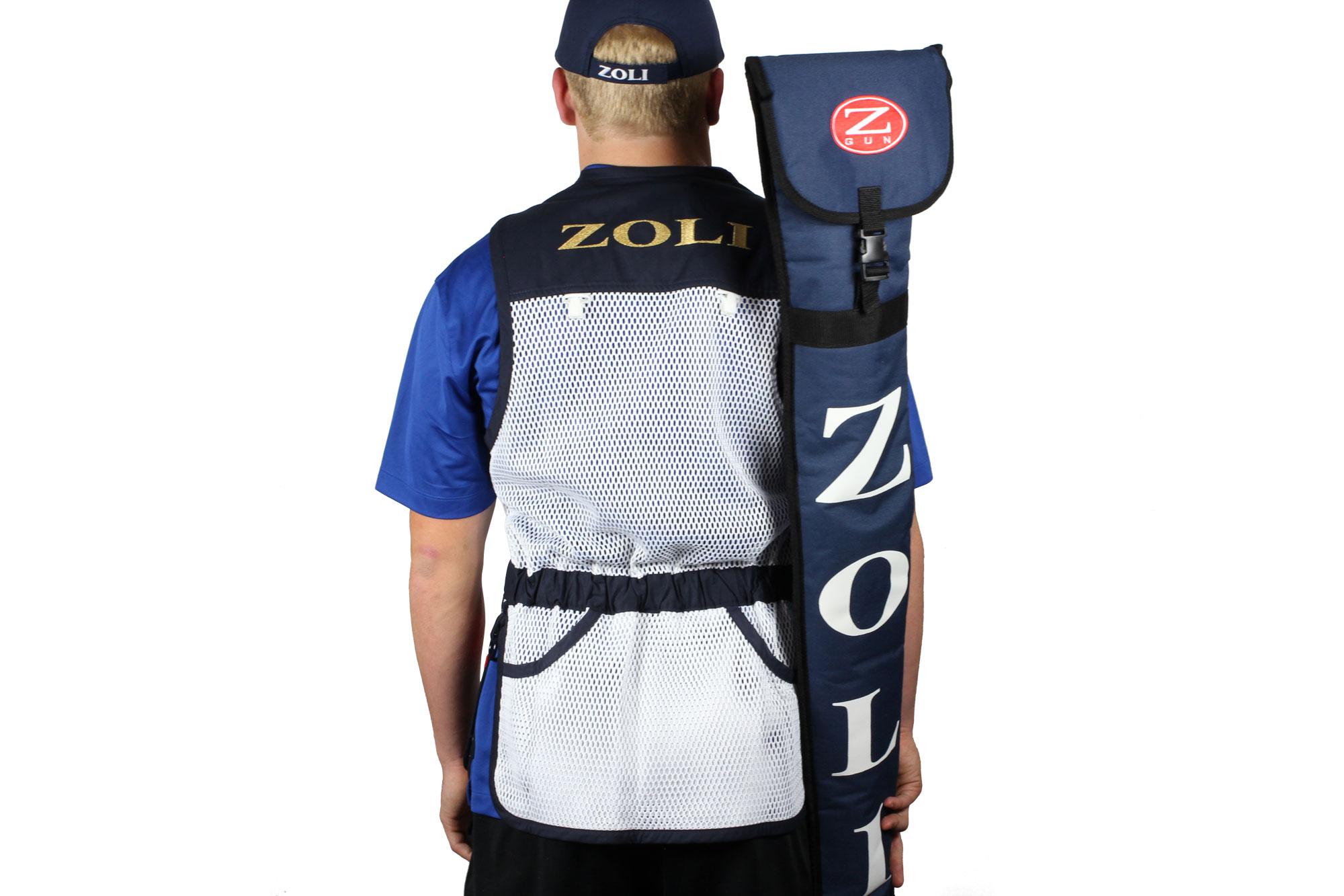 Zoli Embroidered Gun Sleeve
