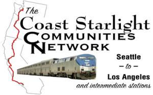 Coast Starlight Communities Network