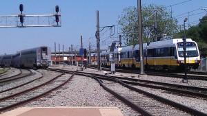 A-Train DART ride 3 4-22-2013