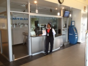 Van Nuys new station photo