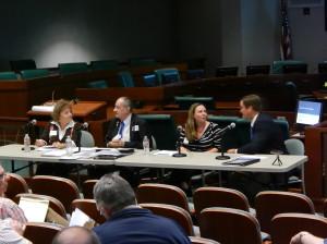 Meeting LOSSAN panel
