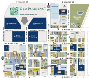 Old Pasadena 1