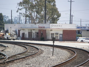Old Oxnard Station as of 07/10/06