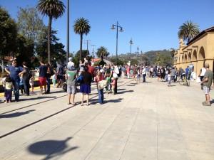 Train Day Santa Barbara 2014 Dyson photo