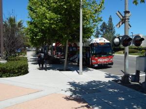 Rapid Bus 235 in Escondidi
