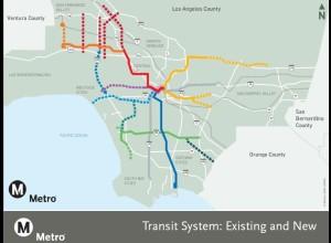 LA Transit Plan