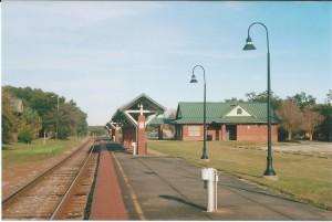 Strandberg trip 2-2014 Pensacola station