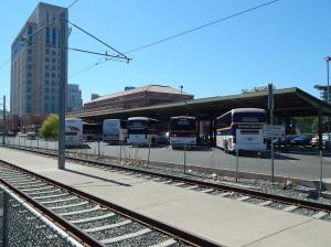 Noel 7-12-2014 Sacramento station bus hub