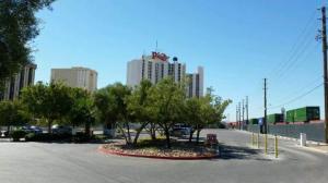 Anthony trip 10-2014  Las Vegas train station
