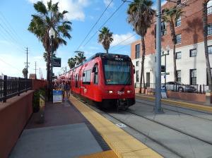 Noel 10-18-2014 San Dielgo trolley new trainset