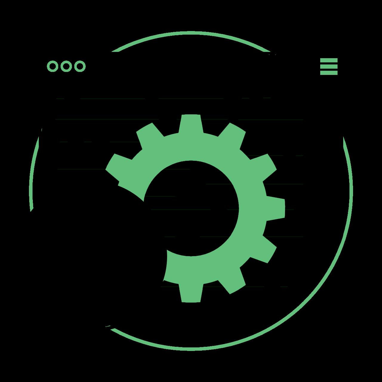 Website Management Icon | Fox IT Concepts