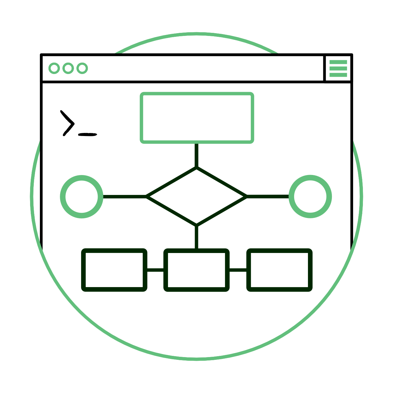 Custom Website Design Icon | Fox IT Concepts