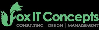 Fox IT Concepts - Logo 325x100