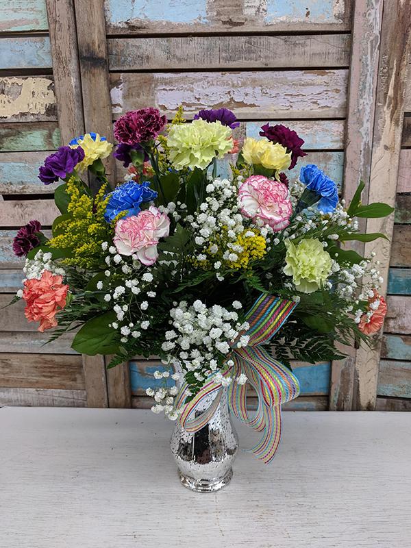 2-Doz-Carnations