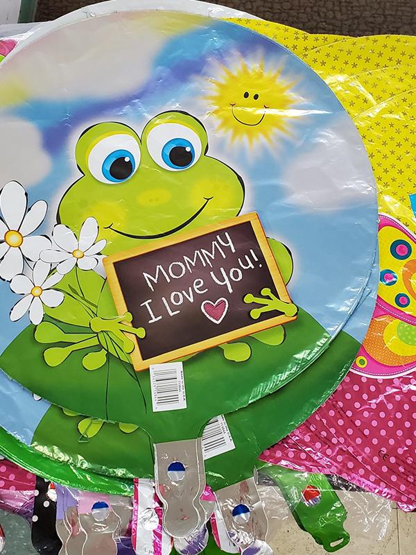 Mothers Day Mylar Balloon
