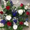 Patriotic Memorial Graveside Mach
