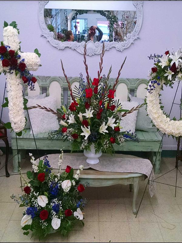 Patriotic Memorial Set