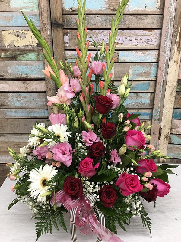 Pretty and Pink Arrangement