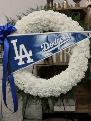 Specialty Memorial Wreath