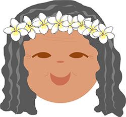 Aunty Lani Character