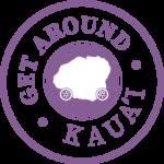 Get Around Kauai circle logo